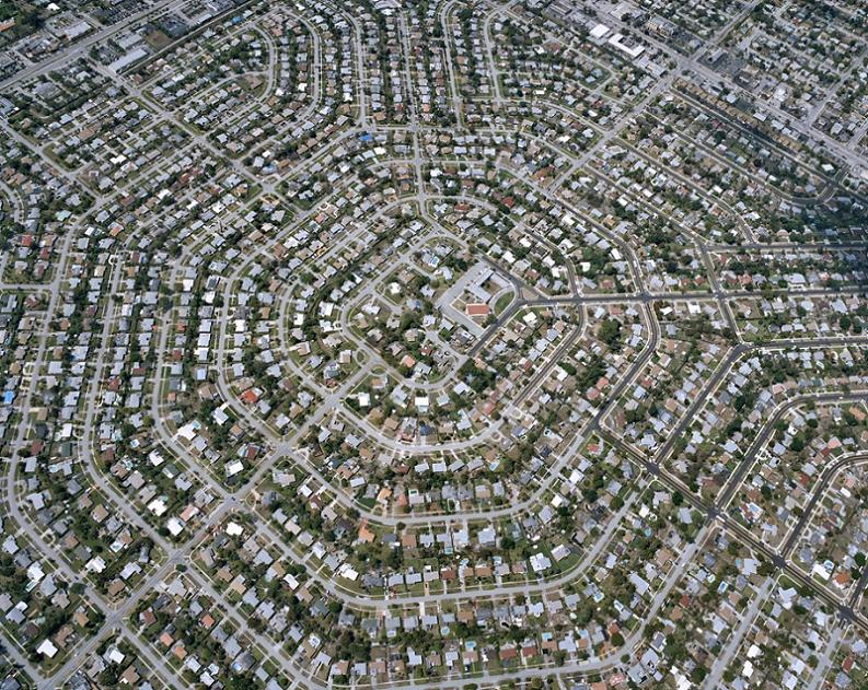 Urban Sprawl in the United States: 10 Incredible Aerials