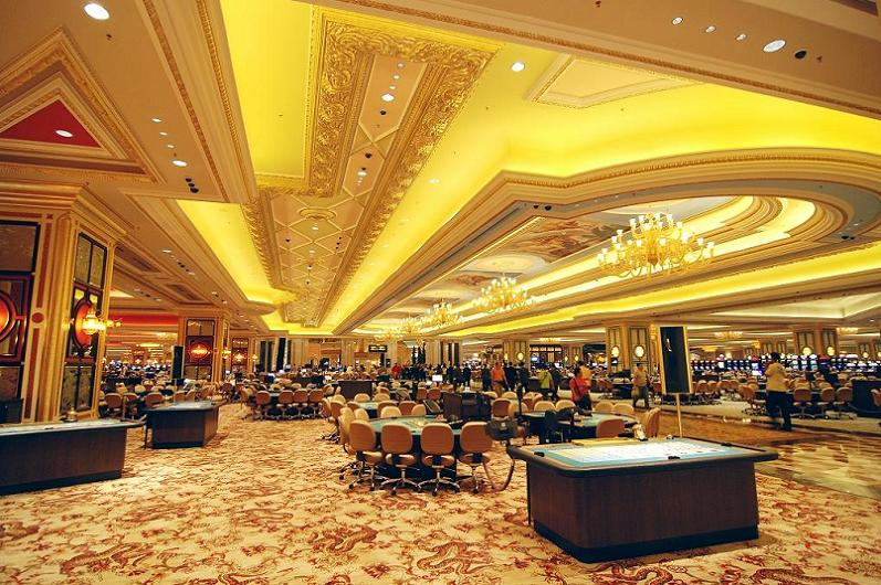 Macau Hotel Rooms