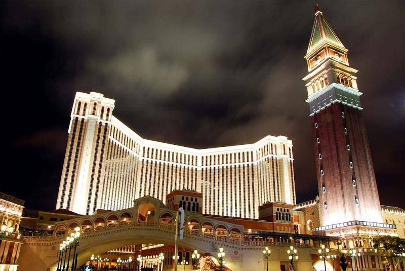 worlds largest casino venetian macau The Worlds Largest Casino   Venetian Macao