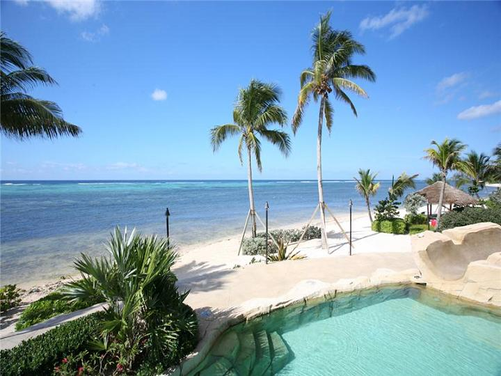 incredible ocean front view cayman islands mansion The $60 Million Mansion on the Ocean: Castillo Caribe, Cayman Islands