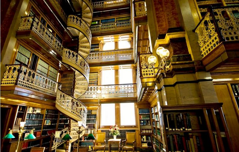 iowa state capital law library 15 Incredible Libraries Around the World