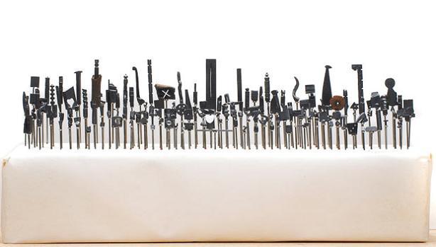 miniature art The Most Incredible Miniature Pencil Art [20 pics]