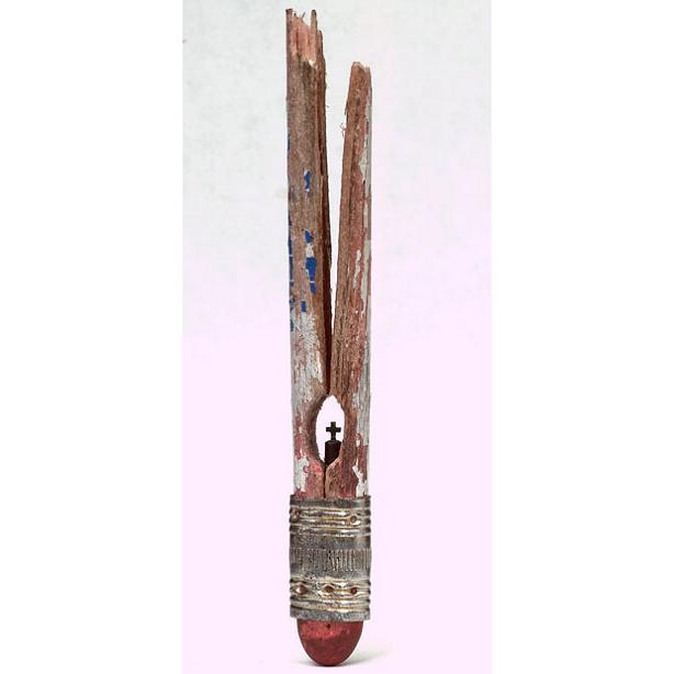 miniature pencil sculpture The Most Incredible Miniature Pencil Art [20 pics]