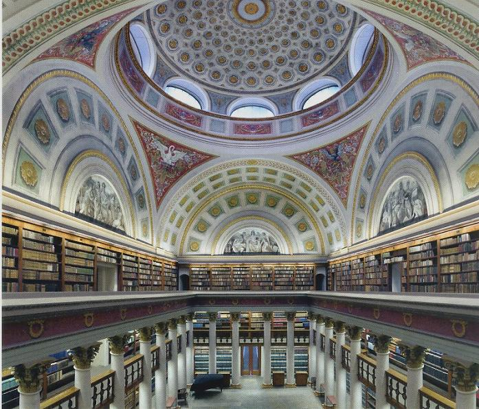 national library of finland helsinki 15 Incredible Libraries Around the World