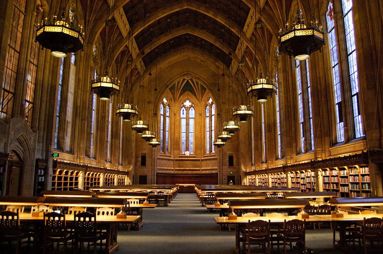 suzzalo library seattle 15 Incredible Libraries Around the World
