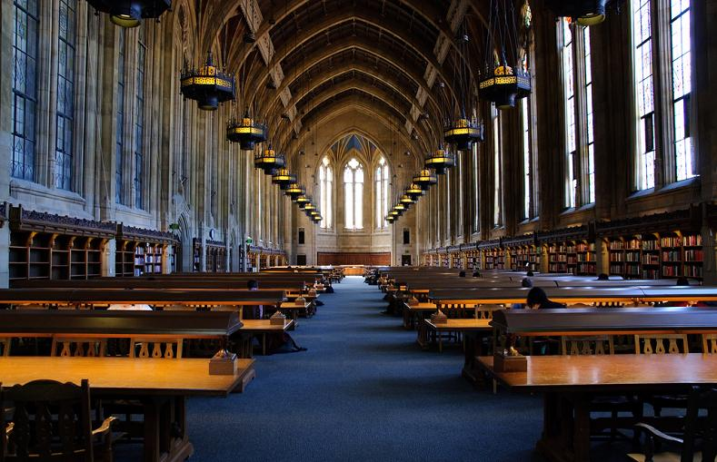 suzzalo library university of washington 15 Incredible Libraries Around the World
