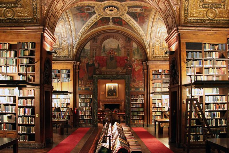 the university club library 15 Incredible Libraries Around the World