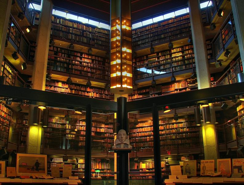 thomas fisher rare book library university of toronto 15 Incredible Libraries Around the World