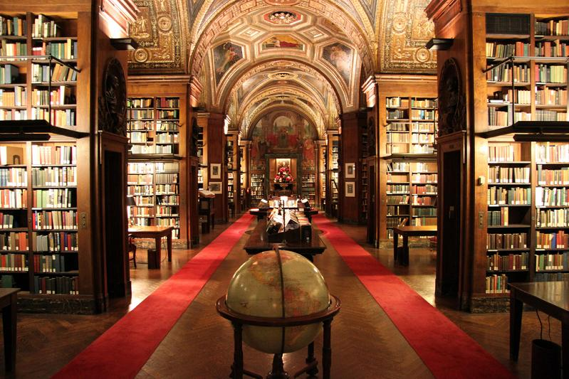 university club library new york 15 Incredible Libraries Around the World