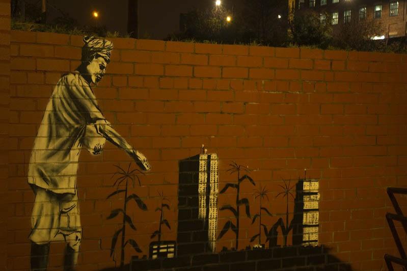 artist mobstr Brilliant Street Art by Mobstr [20 pics]