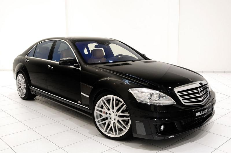 brabus mercedes s600 iCar: Mercedes S600 Apple Car by Brabus