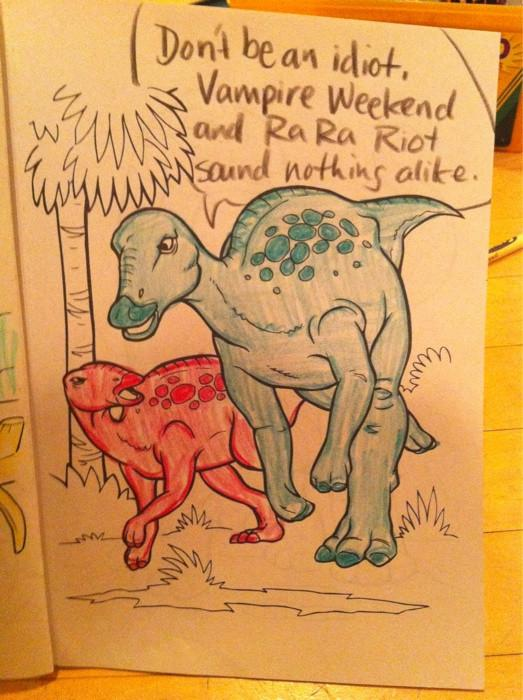 hipster dinosaurs talking What if Cats, Dinosaurs and Super Heroes Were Hipsters?