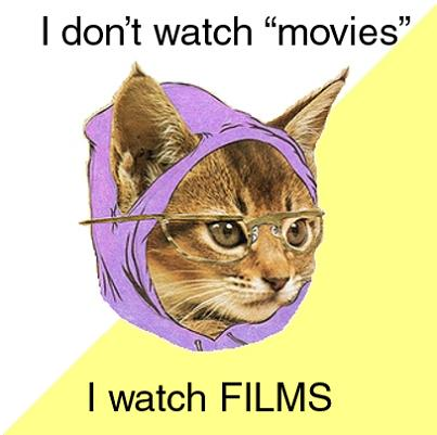hipster filmcat What if Cats, Dinosaurs and Super Heroes Were Hipsters?
