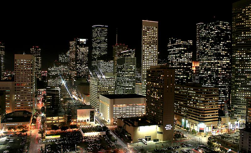 houston texas skyline 15 Spectacular Skylines Around the World