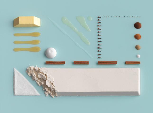 ikea hembakat ar bast cookbook gingerbread Brilliant Visual Recipes by IKEA [22 pics]