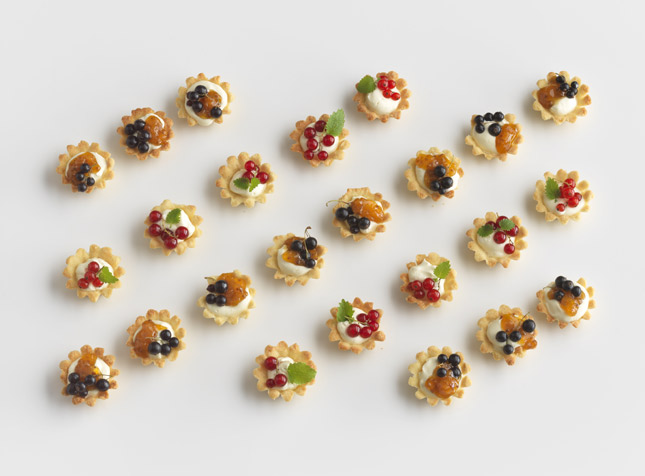 ikea mandelmusslor almond shells Brilliant Visual Recipes by IKEA [22 pics]