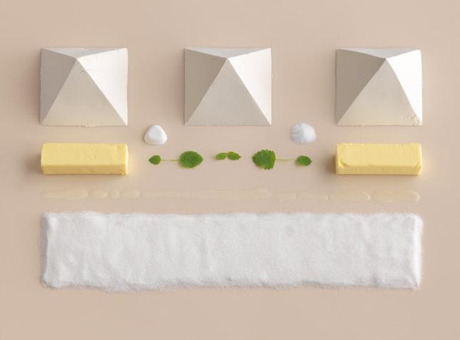ikea visual recipe ingredients book Brilliant Visual Recipes by IKEA [22 pics]