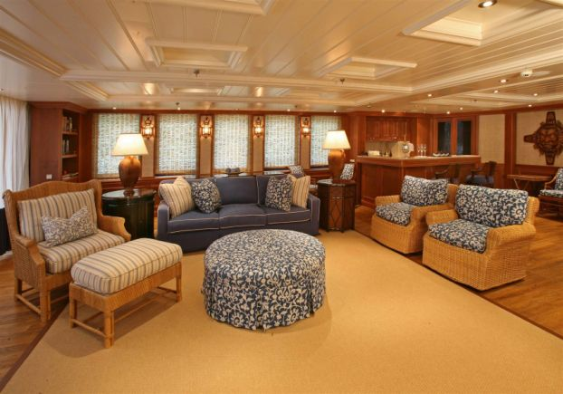 inside tatoosh yacht Inside Paul Allens $160 Million Yacht Tatoosh