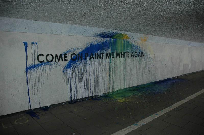 mobstr vs newcastle boooring street art Brilliant Street Art by Mobstr [20 pics]