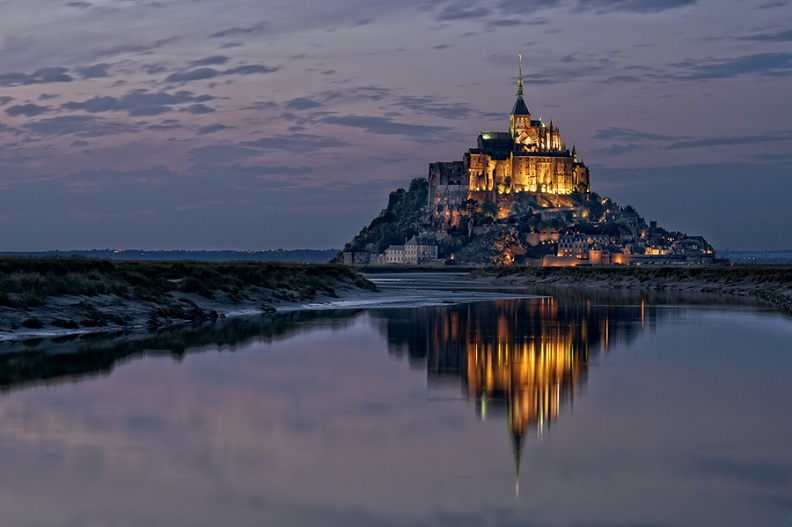 Picture of the Day – Mont Saint-Michel
