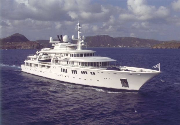 paul allen tatoosh yacht Inside Paul Allens $160 Million Yacht Tatoosh