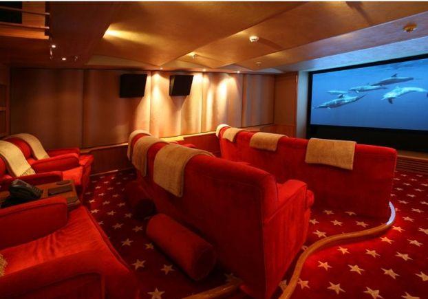 Paul Allens Big Boat Inside 160 Million Yacht Tatoosh