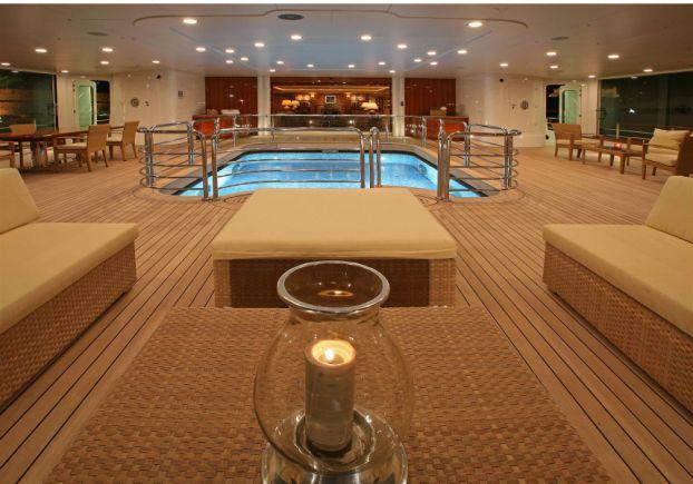 Paul Allens Mega Yacht Inside 160 Million Tatoosh