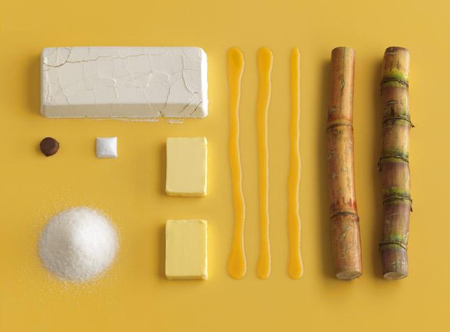 recipe ingredient art Brilliant Visual Recipes by IKEA [22 pics]