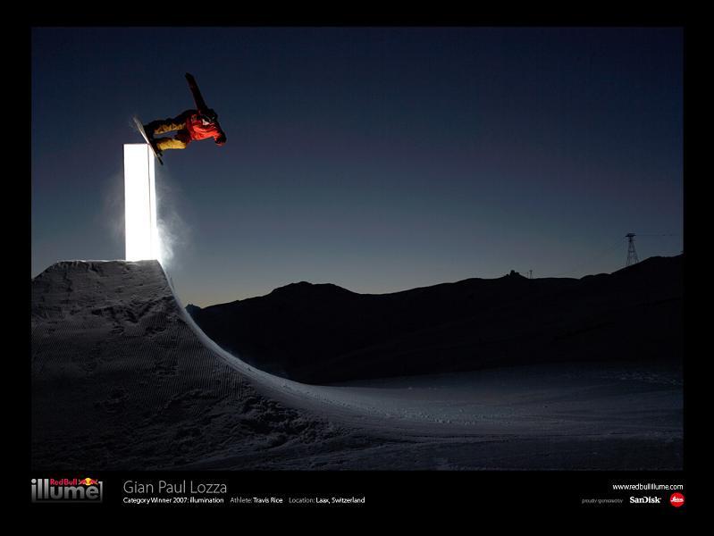 red bull 2007 illumination winner 20 Red Bull Extreme Photo Contest Winners