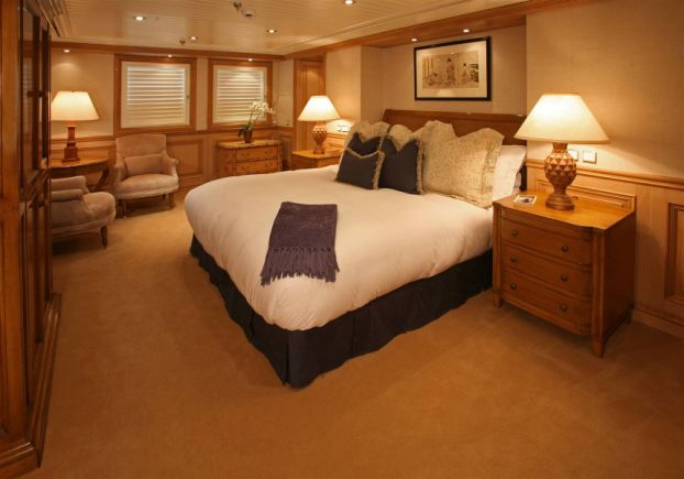 tatoosh paul allen Inside Paul Allens $160 Million Yacht Tatoosh