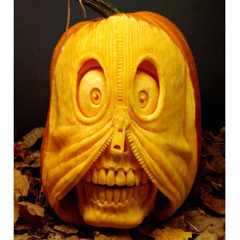 amazing pumpkin carving 25 Mind Blowing Halloween Pumpkins
