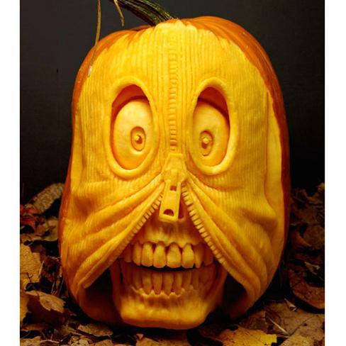 amazing pumpkin carving 25 Mind Blowing Halloween Pumpkins