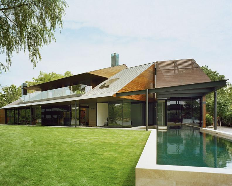 The Peninsula Residence on Lake Austin by Bercy Chen Studio [25 pics]