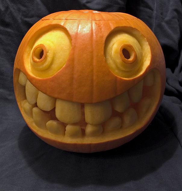 Pumpkin Face Pictures: 25 Mind-Blowing Halloween Pumpkins «TwistedSifter