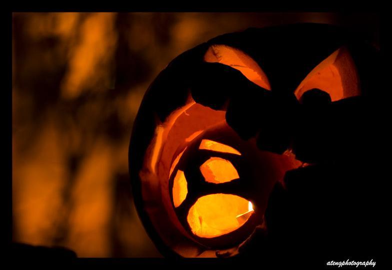 cannibal pumpkin 25 Mind Blowing Halloween Pumpkins