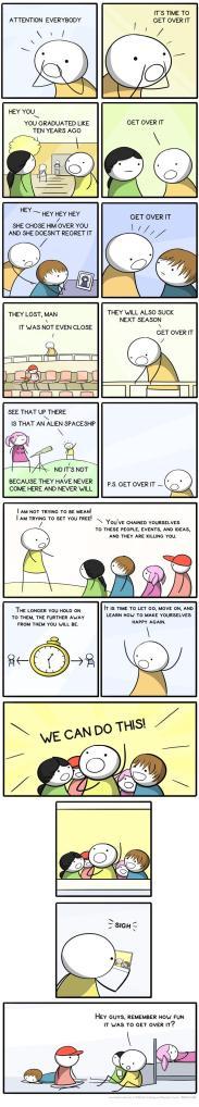 Get Over It [ComicStrip]