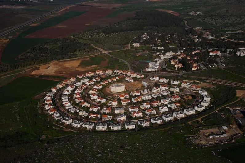 sha kibbutz israel aerial yann arthus bertrand The Incredible Aerial Photography of Yann Arthus Bertrand [25 pics]