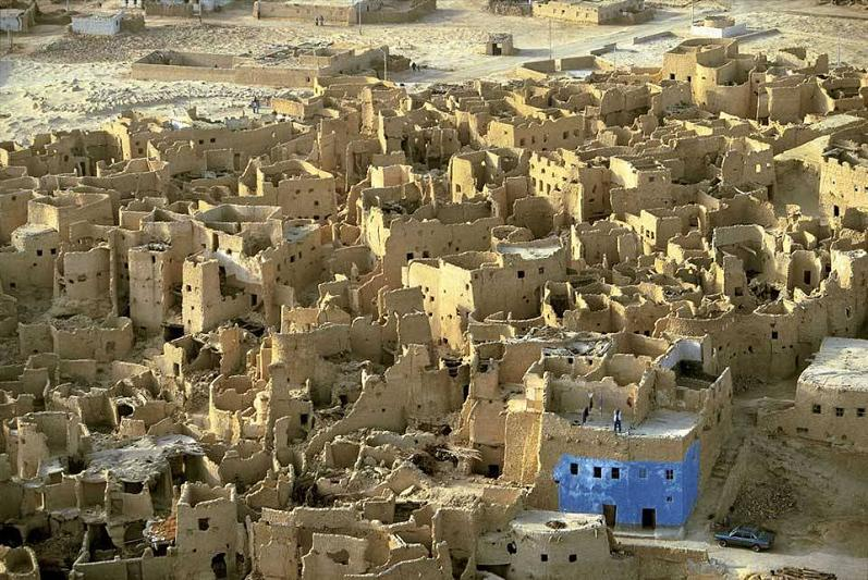 shali egypt aerial yann arthus bertrand The Incredible Aerial Photography of Yann Arthus Bertrand [25 pics]