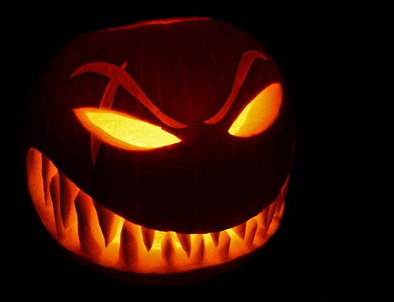 simple-evil-pumpkin
