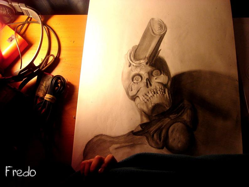 artist fredo 3d drawings illustrations art 16 Unbelievable 3D Drawings by 17 year old Fredo [25 pics]