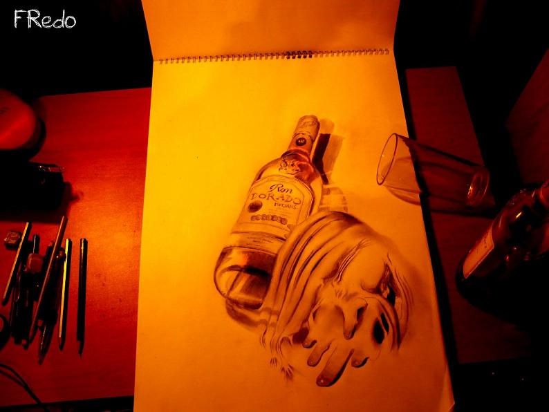 artist fredo 3d drawings illustrations art 19 Unbelievable 3D Drawings by 17 year old Fredo [25 pics]