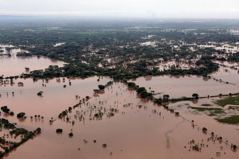 floods from tropical storm agatha guatemala 2010 Natures Fury: 30 Chilling Photos of Natural Hazards