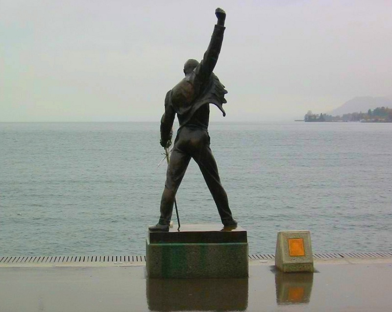 Picture of the Day: Best Statue Ever?