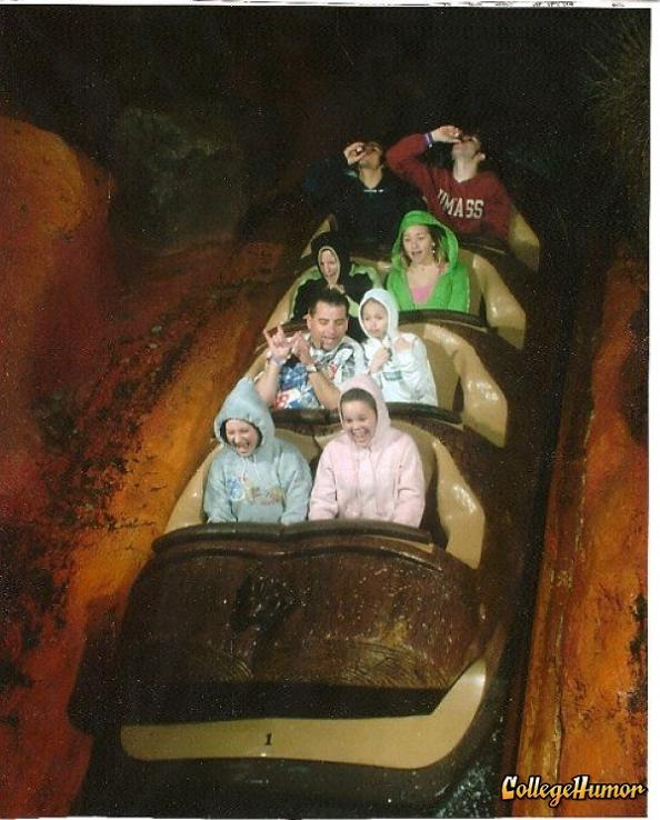 funny splash mountain drinking shots 21 Hilarious Pics from Disney Worlds Splash Mountain