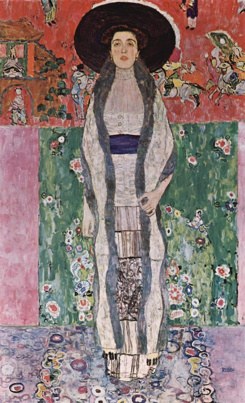 gustav klimt adele bloch bauer ii1 10 Most Expensive Paintings Sold in the 21st Century