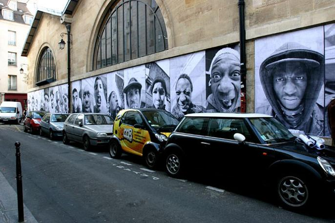 jr street art big photographs 2011 ted prize winner 24 2011 TED Prize Winner: Street Artist JR [40 pics]