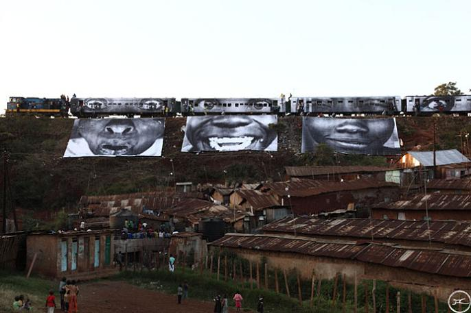 jr street art big photographs 2011 ted prize winner 32 2011 TED Prize Winner: Street Artist JR [40 pics]