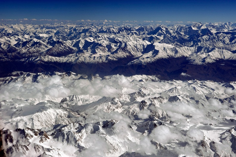 Picture of the Day: Snow-Capped Mountains of Afghanistan | Nov 4, 2010