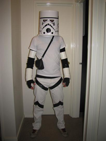 stormtrooper funny halloween costume 25 Hilarious Halloween Costumes