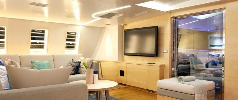 virgin catamaran necker belle 17 The Trimaran Adastra Superyacht by John Shuttleworth [17 pics]